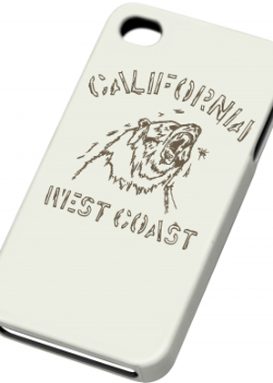 California iPhoneCase